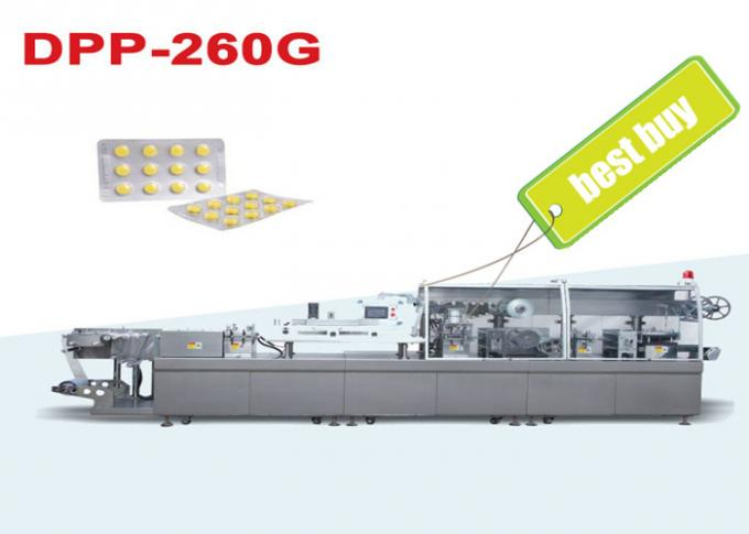 Aluminum Plastic Pharmaceutical Blister Packaging Machines In Enterprises