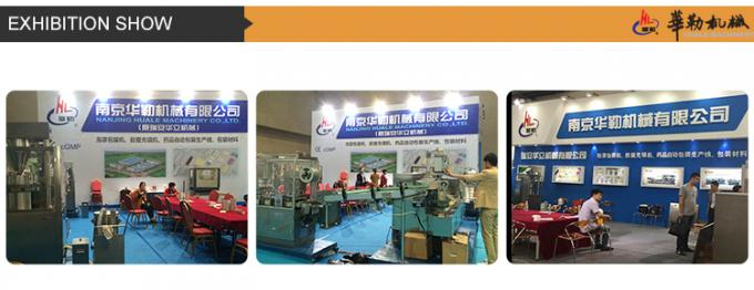 Sealing Capsule Filler Machine Fully Automatic Pharmaceutical Filling Equipment