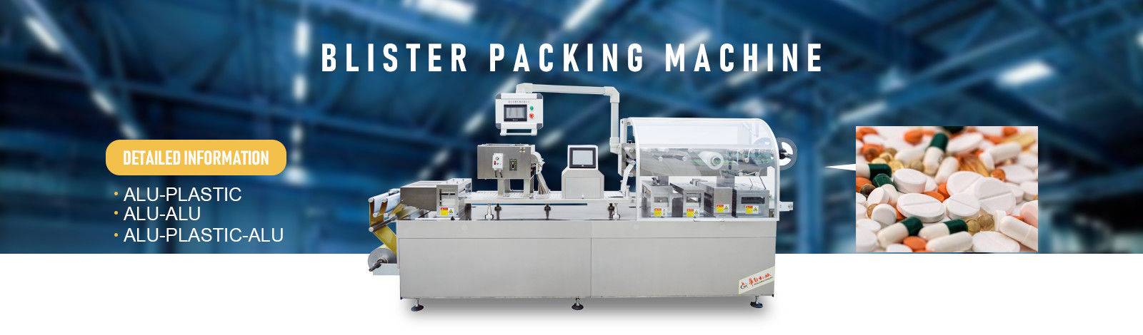 China best Automatic Blister Packing Machine on sales
