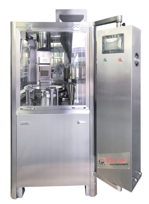 china latest news about Capsule Filling Machine Specifications