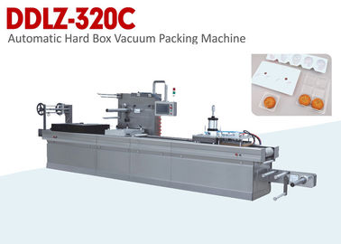 China High Precision Vacuum Food Packaging Machine with Panasonic Servo Motor supplier