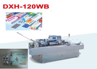 China Carton Sealer Machine Automatic Cartoning Machine For Blister Plate supplier