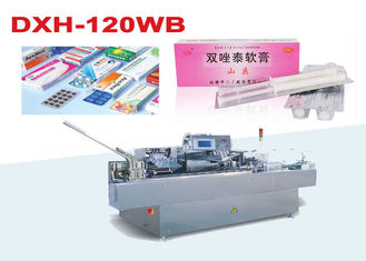 China Max 120 Boxes / Min Automatic Cartoning Machine For Blister Plate supplier