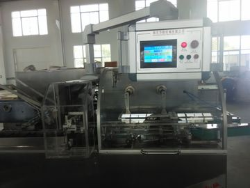 Touch Screen Automatic Cartoning Machine High Speed PLC Control System