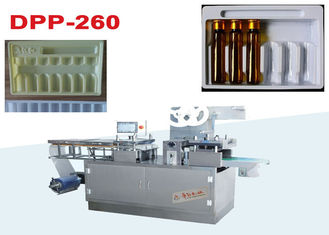 China Medical Bottle Tray Plastic Thermoforming Machine / PE Food Tray Sealing Machine 250x180x30 supplier