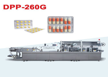 China New condition High Speed Pharmaceutical Blister Packaging Machine with 1mm cutting edge supplier