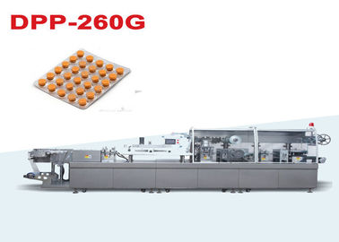China High Speed Pharmaceutical Aluminum Plastic Blister Packaging Equipment factory