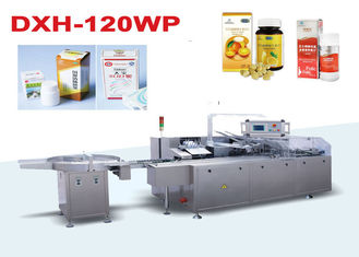 China Automatic Cartoning Machine For Small Medicine Bottle Packing with speed 50-100boxes/min factory