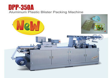 China Auto Blistering Machine Automatic Blister Packing Machine With PLC Controller supplier