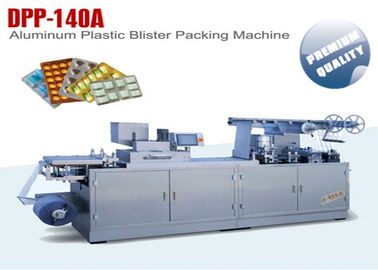 China Thermoforming Pill Automatic Blister Packing Machine High Output supplier