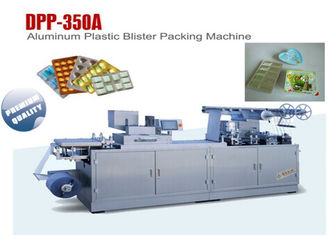 China DPP-350A large Automatic Blister Packing Machine For Capsule / Tablet / Pill factory