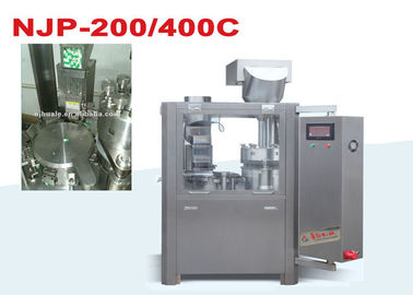China CE Certification NJP-400C Stainless Steel Automatic Capsule Filling Machine supplier