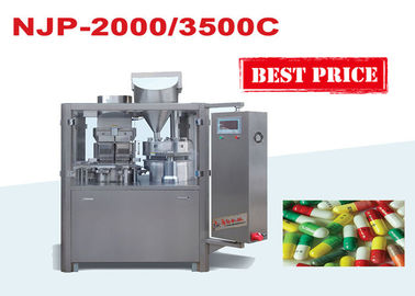 China Large Output Pharmaceutical Capsule Filling Machine CE / GMP/ ISO Approved supplier