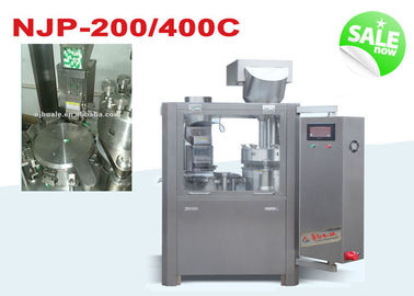 China 304 or 316 Stainless Steel Small Automatic Capsule Filling Machine supplier