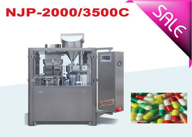 China Customized  Large Automatic Capsule Filling Machine 00# 0# 1# 2# 3# 4# supplier