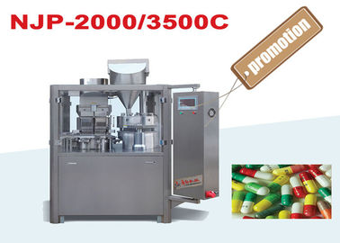 China Pharmaceutical Filling Equipment Large Capsule Filling Machine 210000 Capsules / H supplier