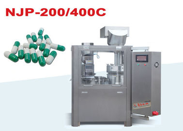 China Small Automatic Capsule Filling Machine Pharmaceutical Filling Equipment Low Nosie supplier