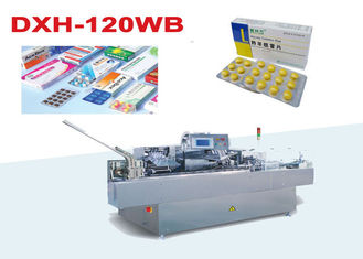 China Full Automatic Cartoning Machine Blister Carton Packing Machine CE ISO Approval factory
