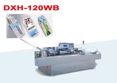 China Pharmaceutical  Automatic Blister Cartoning Machine with adjustable speed supplier