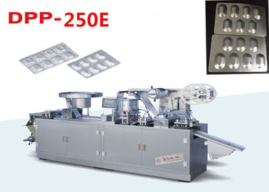 China DPP - 250E Cold Aluminum foil alu alu packing machine for Capsules / tablets / Pills supplier