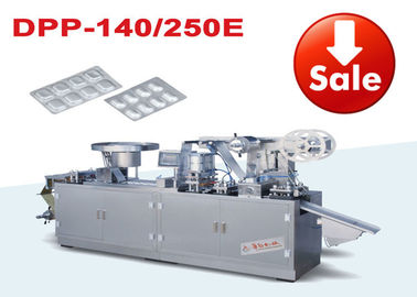 China Generic Medicine Pharmaceutical Blister Packaging Machines fully Automatic supplier