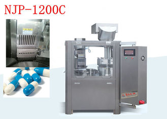 China High Capacity Automatic Capsule Filling Machine with 9 Stegment Bores And Power Collector supplier