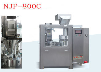 China NJP 800C Capsule Filler Machine With Breakdown Diagnosing Diaplay supplier
