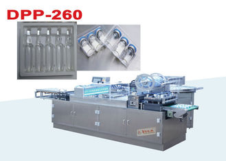 China DPP-260 Vial Ampoule Automatic Packing Machine with Manipulator factory