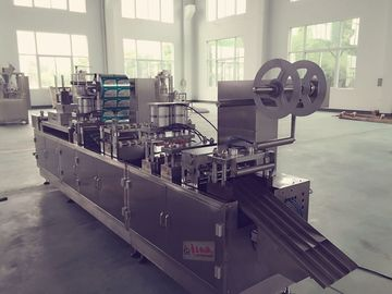China Pharmaceutical Automatic Tropical Blister Packing Machine For Soft Gel Capsule supplier