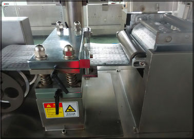 China DPP-260G Pharmaceutical High Speed Blister Packing Machine 100 Cutting Per Min supplier