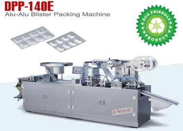 China DPP-140E Full Automatic Capsule Alu Alu Blister Packing Machine for Small Pharmceutical Plant supplier