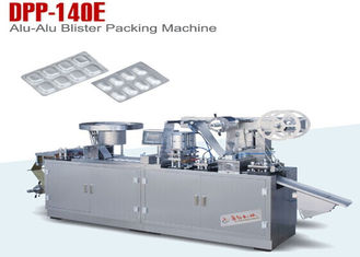 China Automatic Alu Alu Blister Packing Machine High SealedBlister Packaging Equipment factory