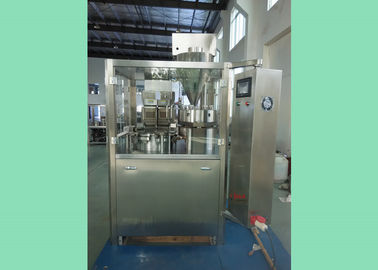 China High Efficiency Herbal Capsule Filling Machine Automatic Capsule Filler factory
