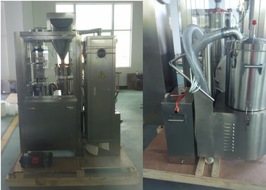 China NJP - 800C Pharma Automatic Capsule Filling Machine high Output supplier