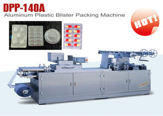 China Business Alu PVC Small Blister Packaging Machine high efficiency factory