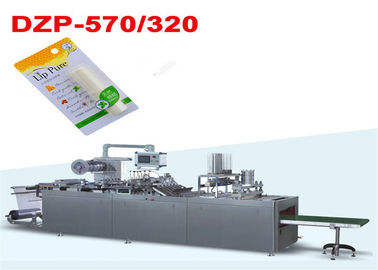 China 380V / 220V Lipstick Tablet Blister Packing Machine for Daily Living Equipment supplier