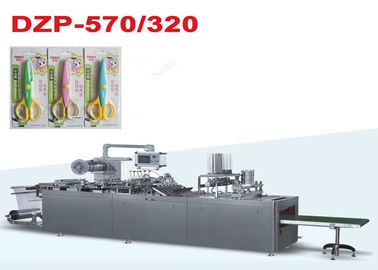 China DPZ-320 High Output Automatic Tablet Blister Packing Machine for Scissors factory