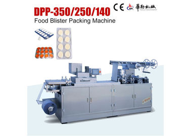 Cheese Food Packaging Machine , Blister Packaging Machines