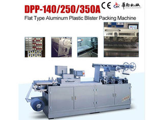 China Pharmaceutical Small Auto Blister Packing Machine with PLC Control system factory