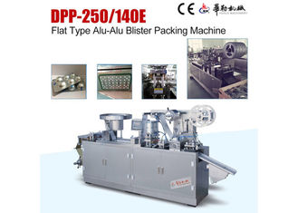 China Pharmaceutical Alu Alu Blister Packing Machine With Special Durable Punch supplier