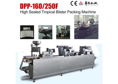 China Health Food Tropical Blister Packing Machine Fully Automatic CE Approved supplier
