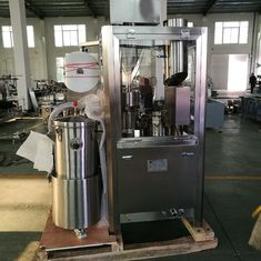 China Pharmaceutical Fully Automatic Capsule Filling Machine Output 48,000 Capsules / Hour factory