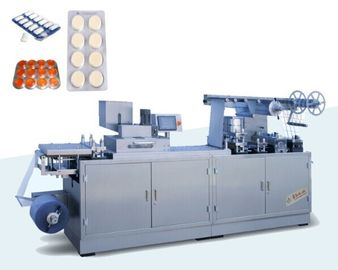 China Small Automatic liquid Blister Packing Machine with Special Feeder factory