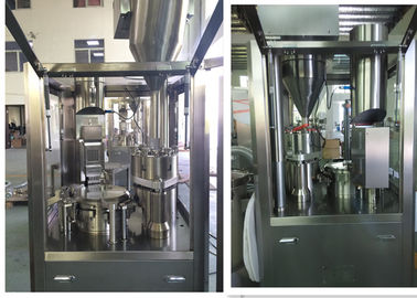 China Encapsulation Automatic Capsule Filling Machine FOR Pharmaceutical supplier
