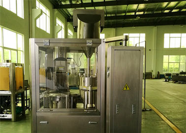 China NJP Series Pharmaceutical Auto Capsule Filling Machines with Different Capacity supplier
