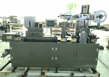 China Small Business Automatic Blister Packing Machine the machine feeder can customized supplier