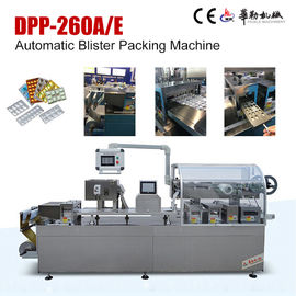 DPP-260AE automatic flat Alu - Alu Blister Packing machine
