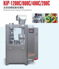 China NJP Small High Quality Full Automatic Capsule Filling Machines supplier