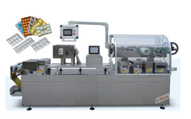DPP-260A AL / PVC Tablet Capsule Blister Packing Machine
