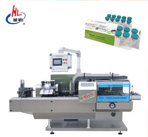 China Automatic Blister Cartoning Machine For Blister Bottles Packing factory